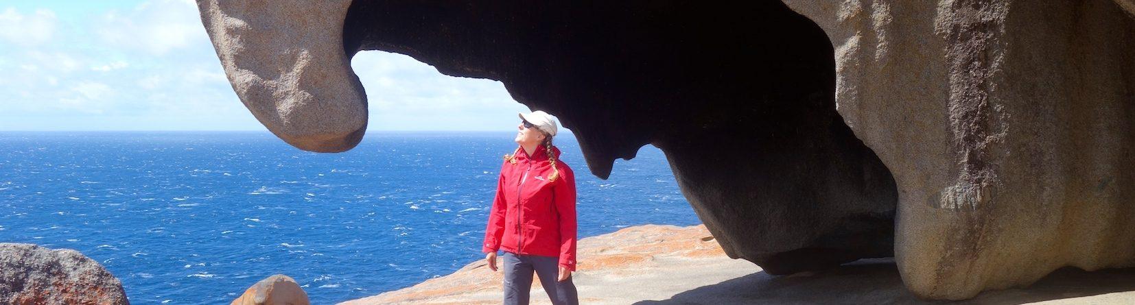 The new Kangaroo Island Wilderness Trail
